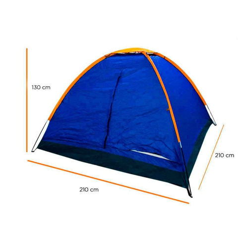 pessoas iglu barraca camping