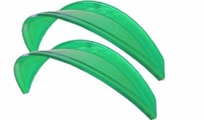 pestana farol fusca verde