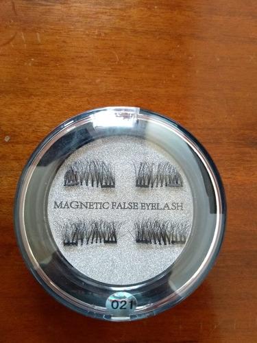pestaña magnéticas postizas 3d reutilizables extensiones 021