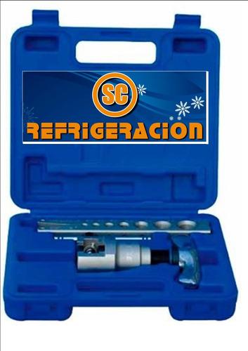 pestañadora excentrica sc refrigeración r 410a value 808i