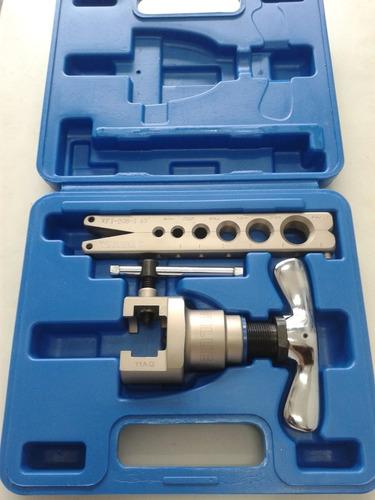 pestañadora value excentrica refrigeracion r410a vft-808i