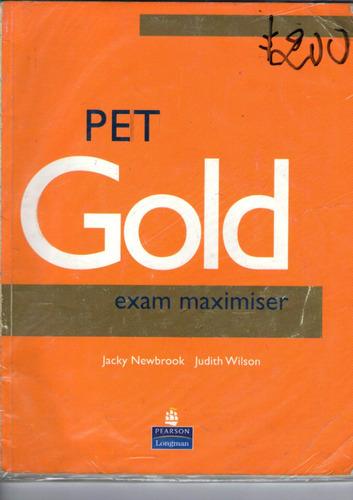 pet gold exam maximiser