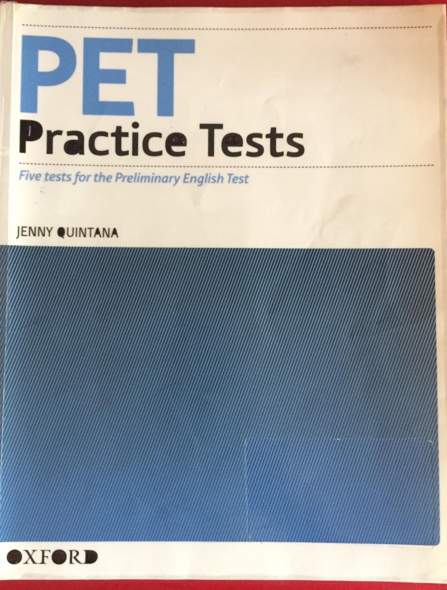 Pet Practice Tests - $ 100,00 en Mercado Libre