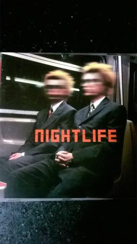 pet shop boys - cd night life