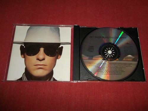 pet shop boys - discography cd nac ed 1991 mdisk