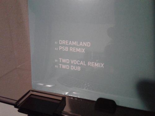 pet shop boys - dreamland (maxi-single, nuevo y sellado)