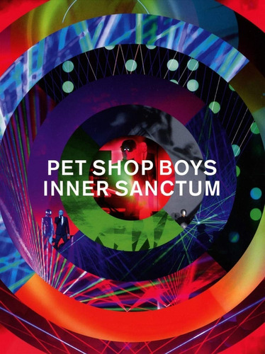 pet shop boys - inner sanctum - digipack blu ray + dvd + 2cd