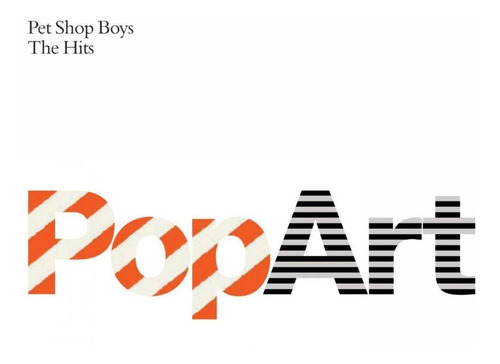 pet shop boys / pop art - cd