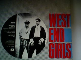 pet shop boys west end girls disco mix vinil nacional