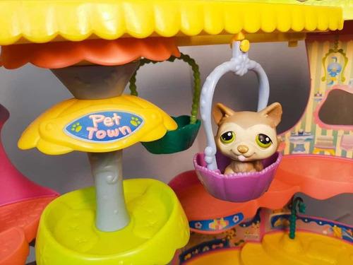 pet town littlest pet shop