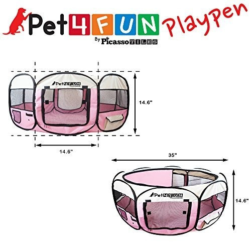 pet4fun pn gato del perro de perrito del animal doméstico p