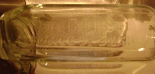 petaca de ginebra bols de 200 cc