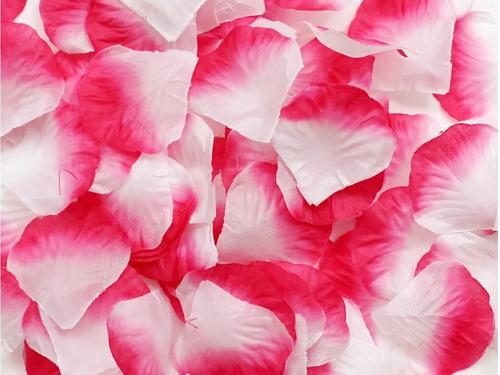 petalos de rosas artificial para decoracion eventos 400 pcs