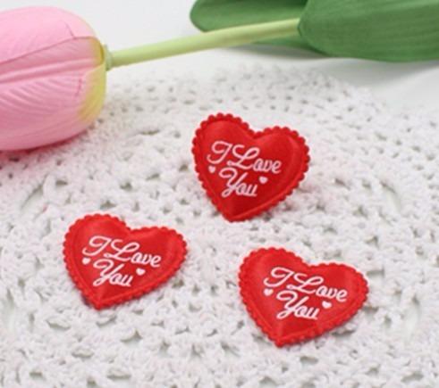 pétalos en forma de corazón 20 unid. x $1.000