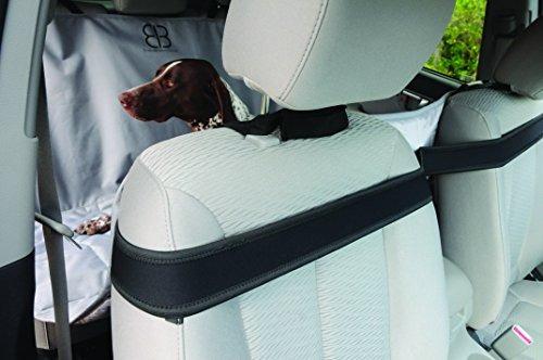 petego dog protector de asiento de coche hamaca, tan, x-lar