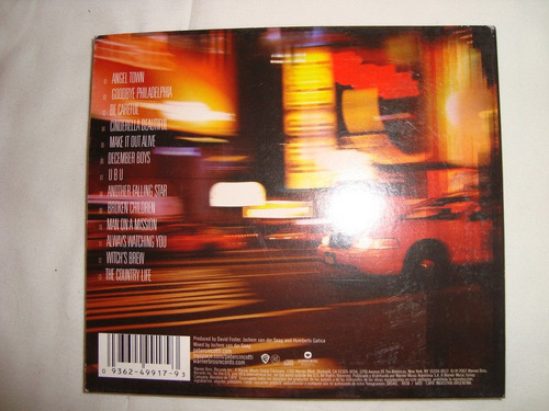 peter cincotti east of angel town-audio cd caballito