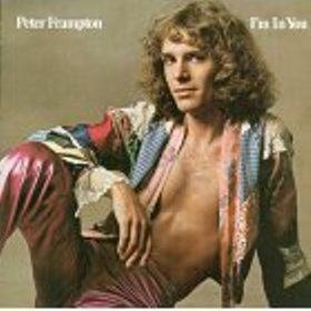 **peter frampton **i'm in you  **lp
