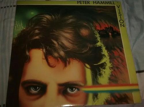 peter hammill - visión 1978 vinilo importado