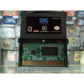 Peter Jackson's King Kong The Official Game Of The Movie Gba