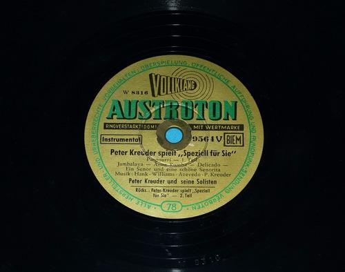 peter kreuder spielt speziell fur sie austroton disco carbón