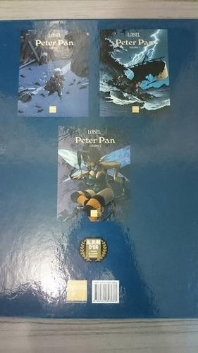 peter pan vol. 3 - régis loisel