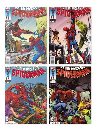peter parker el hombre araña spiderman coleccion comic (cbr)