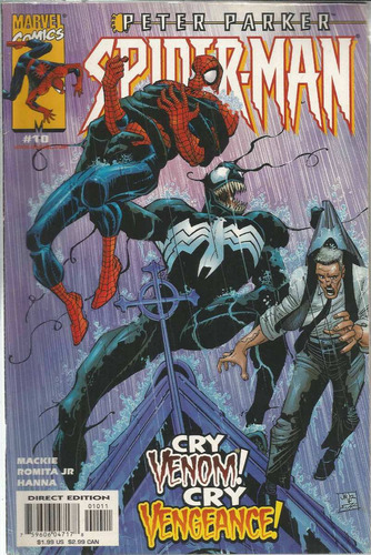 peter parker spider-man 10 - marvel - bonellihq cx72 g19