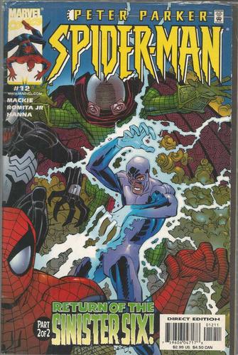 peter parker spider-man 12 - marvel - bonellihq cx72 g19