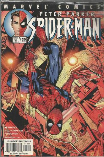 peter parker spider-man 30 - marvel - bonellihq cx72 g19