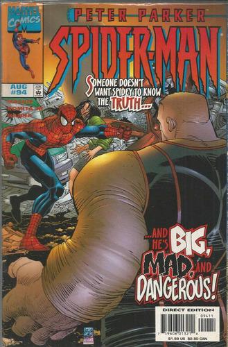 peter parker spider-man 94 - marvel - bonellihq cx72 g19