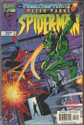 peter parker spider-man 97 - marvel - bonellihq cx72 g19