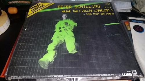 peter schilling major tom (völlig losgelöst) version aleman