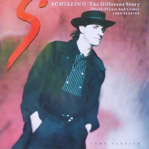 peter schilling - the different story vinilo 12 pulgadas