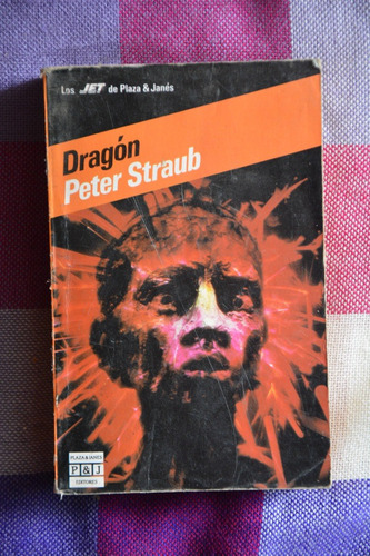 peter straub: dragón.