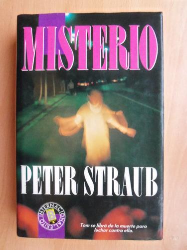 peter straub - misterio - tapas duras - excelente!! - envíos