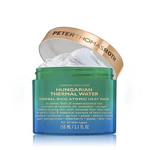 peter thomas roth húngaro agua termal mineral rico atomic