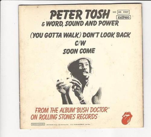 peter tosh 1978 you gotta walk - compacto - ep d8