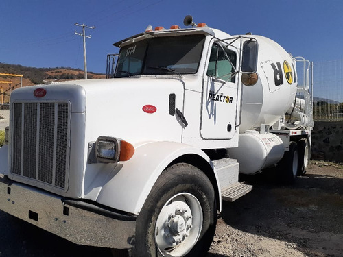 peterbilt 2000, camion revolvedor, hormigonero concreto