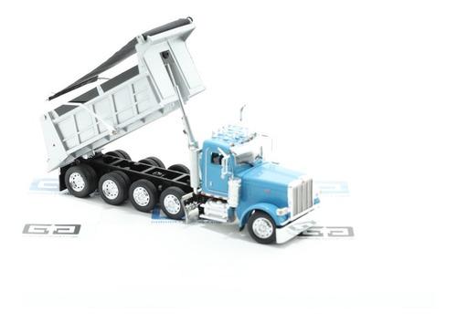 peterbilt 388 dump escala 1/53 tonkin replicas