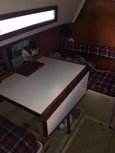 peterson 26 muy solido !!!!! velero barco