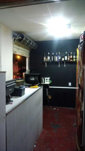 petiscaria e bar, 9 anos de tradição, amplo espaço e localiz