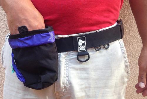 petisqueira e cinta para treinamento de cães dantedogworks
