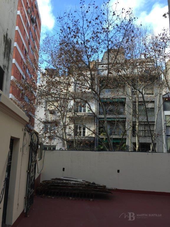 petit hotel en venta o alquiler recoleta usos varios