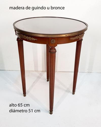 petit mueble antigua mesa ratona auxiliar lectura esti(4298)