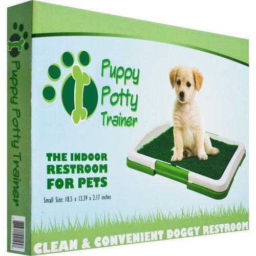 petmaker puppy trainer, el baño de interior para mascotas