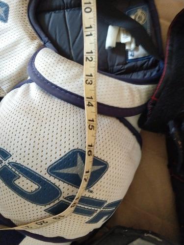 peto jofa hockey de hielo jofa 8500
