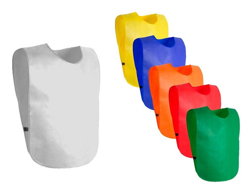 petos deportivos adulto futbol basquet / forcecl