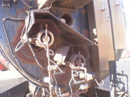 petrolizadora aspersor de emulsion chapopote asfalt f3807