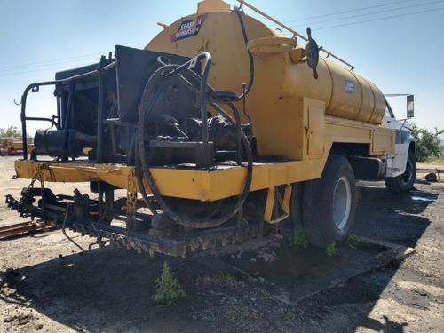 petrolizadora montada en camión dodge cimsa capacidad 6500