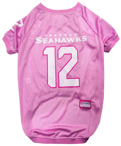 pets first nfl seattle seahawks no.12th jersey, pequeño